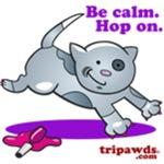 Tri-kitties Hop On