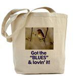 Bluebird Hats, Mugs & Bags