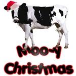 Christmas Moo Cow