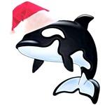 Christmas Killer Whale