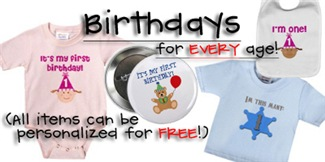 Birthdays for Every Age