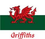Griffiths Welsh Flag