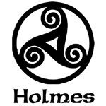 Holmes Celtic Knot