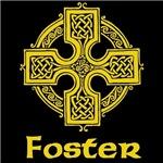 Foster Celtic Cross (Gold)