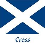 Cross Scottish Flag
