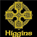 Higgins Celtic Cross (Gold)