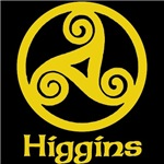 Higgins Celtic Knot (Gold)