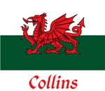 Collins Welsh Dragon