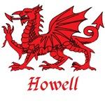 Howell Welsh Dragon