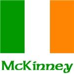 McKinney Irish Flag