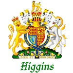 Higgins Shield of Great Britain