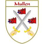 Mullen Coat of Arms