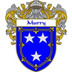 Murry Coat of Arms (Mantled)