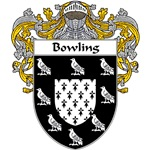 Bowling Coat of Arms (Mantled)