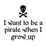 Pirates at School/Kids Designs