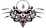 Sinister Alien Skull