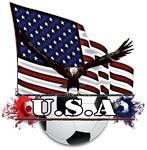 Patriotic Soccer