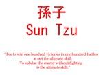 Sun Tzu Advice