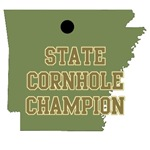 Arkansas State Cornhole Champion