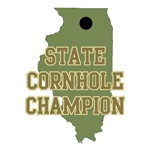 Illinois State Cornhole Champion