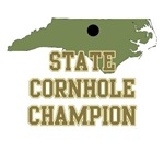 North Carolina State Cornhole Champion