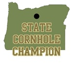 Oregon State Cornhole Champion