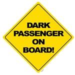 Dark Passenger On Board - Dexter - Clean