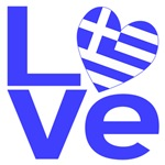Blue Greek Love
