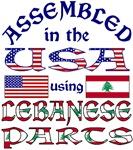 USA / Lebanese Parts