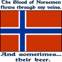 Blood of Norsemen (Norway) & Beer