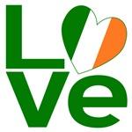 Irish Green LOVE