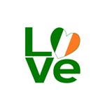 Other Stuff - Irish Green LOVE