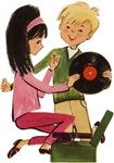 Vinyl Records Love