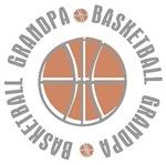 Basketball Grandpa T-shirts Gifts