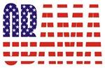 Barack Obama Democrat Flag T-shirts Gifts