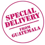 Special Delivery from Guatemala