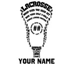 Lacrosse Defense Head