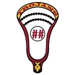 Lacrosse Trojans Personalize