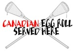 Lacrosse Canadian Egg Roll