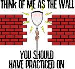 Lacrosse Goalie Wall
