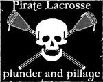 Lacrosse Pirate