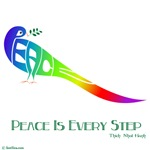Peace Rainbow Dove