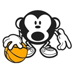 Basketball Monkey