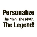 Personalize Legend