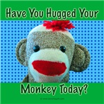 Hugged Monkey?