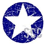 Star Shield Blue