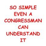 congress joke gifts t-shirts