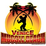 Official MuscleBeachVenice Logo