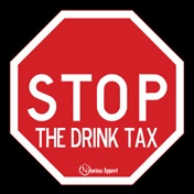 STOP THE DRINK TAX