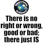 No Right or Wrong